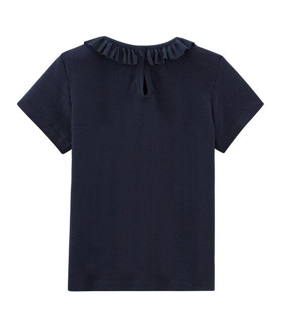 Tee-shirt à manches courtes enfant fille SMOKING