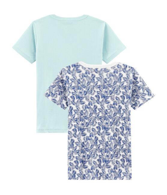 Lot de 2 tee-shirts manches courtes petit garçon lot .
