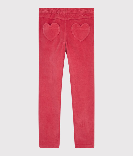 Pantalon velours enfant fille POPPY