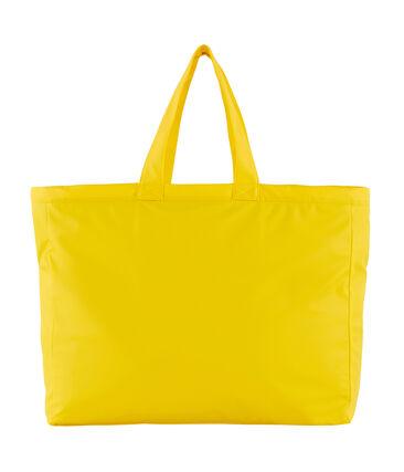 Sac cabas iconique jaune Jaune