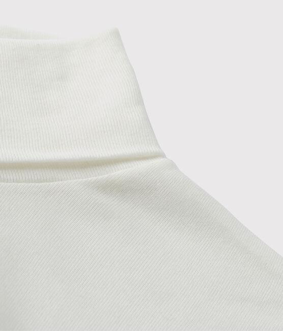 Sous pull iconique Femme blanc Ecume