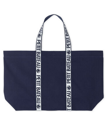 Sac cabas logo bleu Smoking