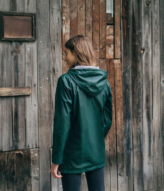 Ciré mixte vert Sherwood
