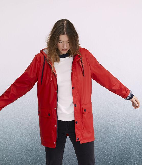 Ciré iconique Femme/homme rouge Terkuit