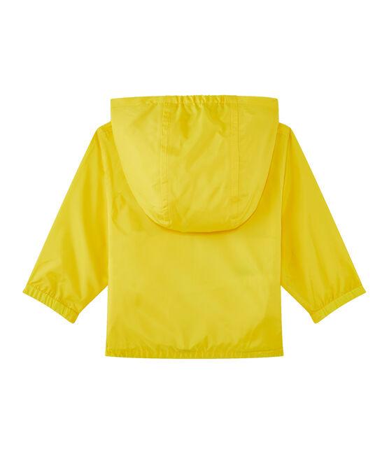 Coupe-vent bébé mixte jaune jaune Jaune