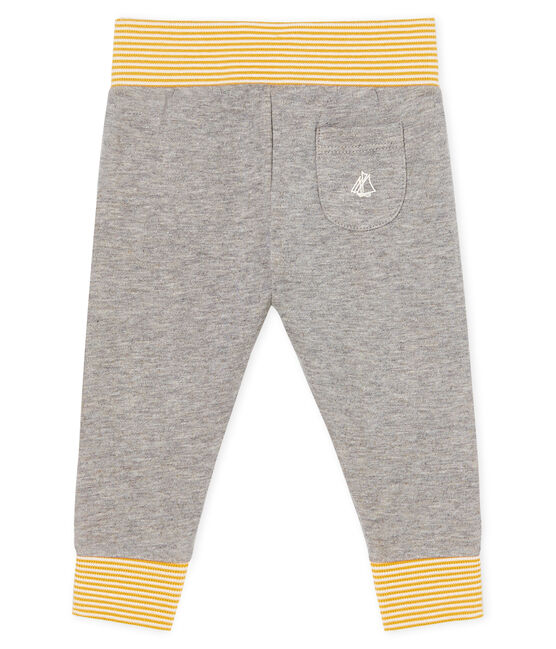Pantalon bébé en tubique gris Subway