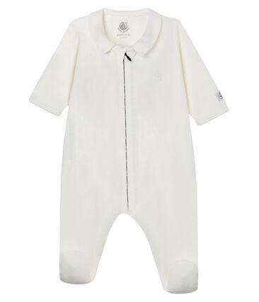 Dors-bien zippé bébé en velours