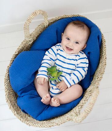 Cardigan bébé mixte rayé