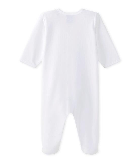 Dors bien bébé blanc Ecume