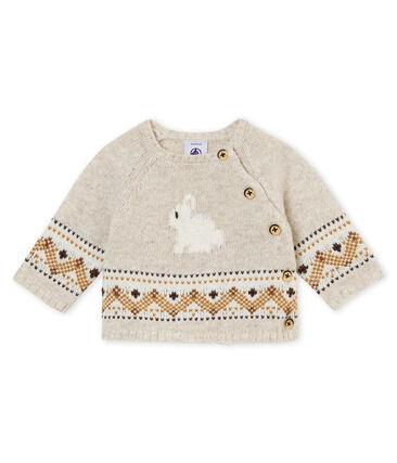 Cardigan tricot jacquard bébé garçon