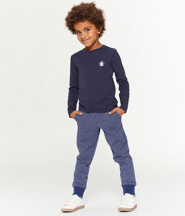 Pantalon en maille enfant garçon