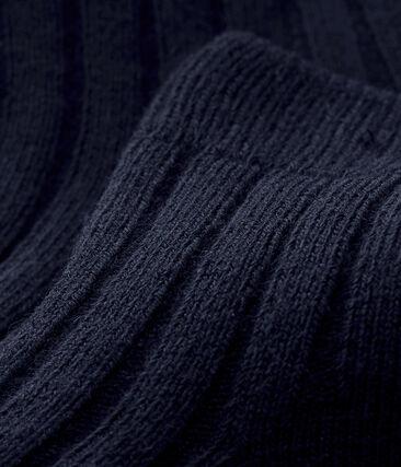 Chaussettes en côtes bébé mixtes