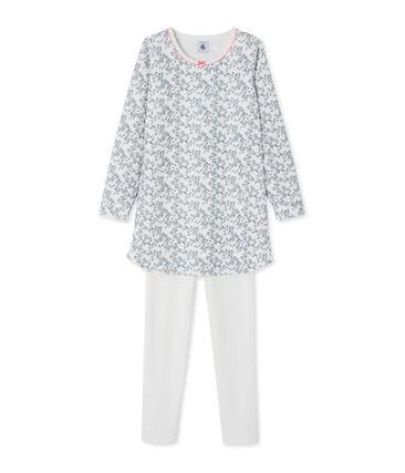 Chemise de nuit petite fille, avec legging