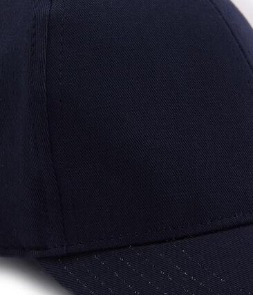 Casquette enfant mixte bleu Smoking