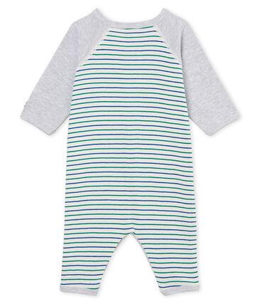 Dors bien sans pieds bébé garçon en côte