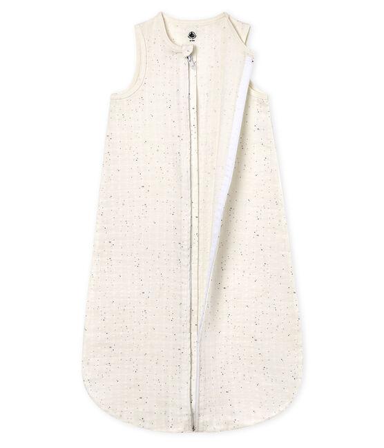 Gigoteuse legère bébé mixte blanc Marshmallow / blanc Multico
