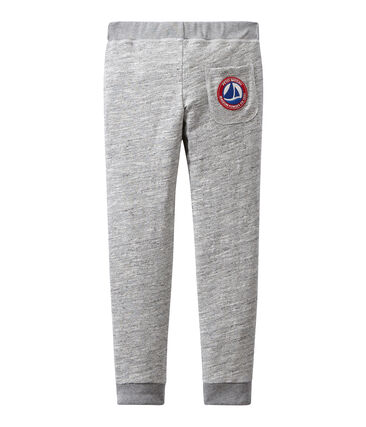 Pantalon garçon en jersey lourd