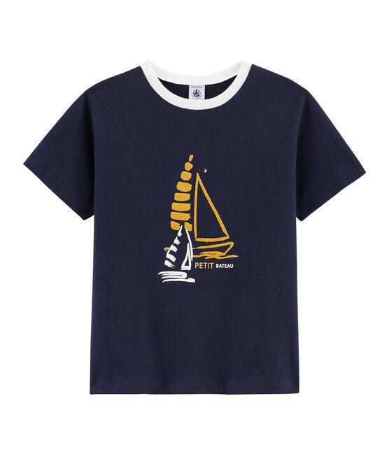 Tee-shirt enfant garcon SMOKING