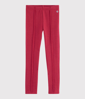 Jegging en molleton enfant fille POPPY