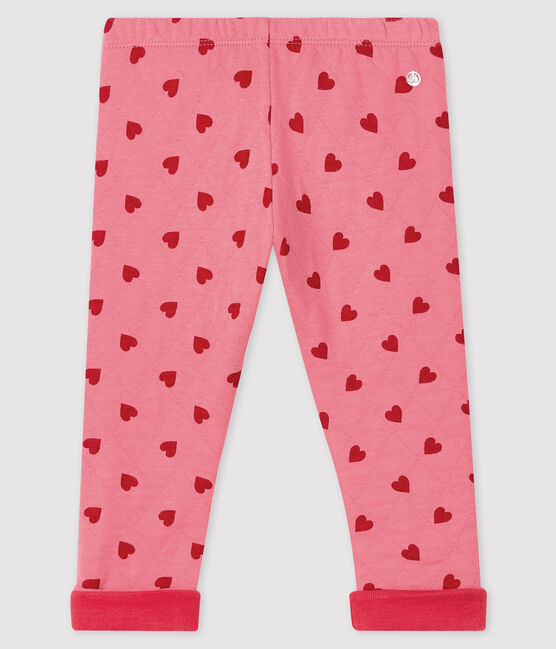 Pantalon à motif bébé fille CHEEK/TERKUIT
