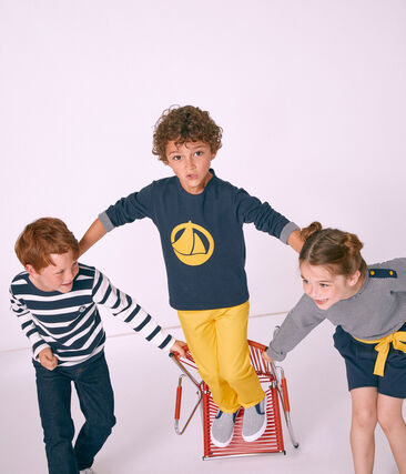 Tee-shirt à manches longues enfant garçon