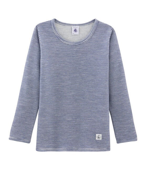 Enfants T-Shirts manches longues coton Sweatshirt Col Rond 40 C lavable 110-152