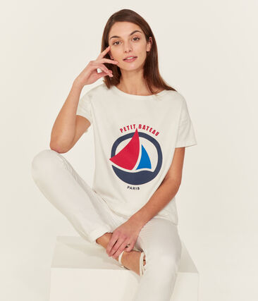 Tee-shirt manches courtes femme