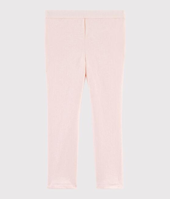 Pantalon de jogging enfant fille rose Fleur