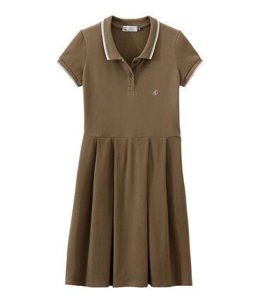 b4c8cc509c72b Robe femme inspirée du polo | Petit Bateau