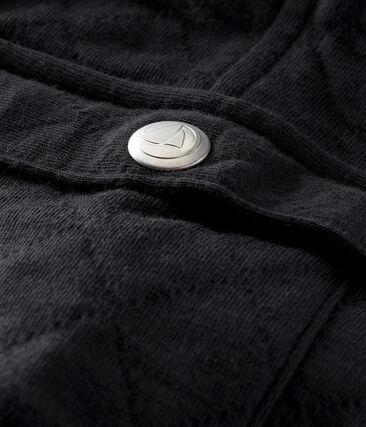 Pantalon bébé garçon en tubique matelassé