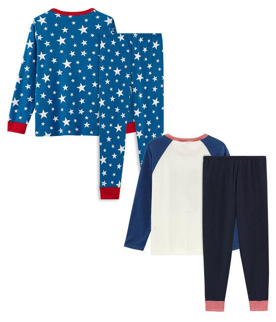 Lot de 2 pyjamas petit garçon lot .