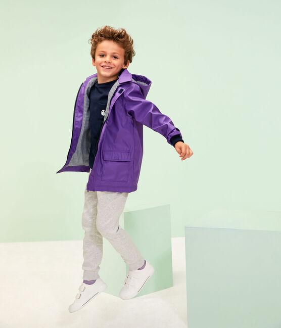 Ciré enfant fille et garcon violet Real