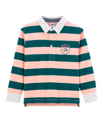 Rugby polo enfant garçon
