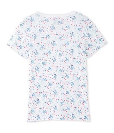 T-shirt fille imprimé