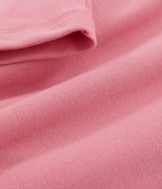 Sous-pull enfant mixte rose Cheek