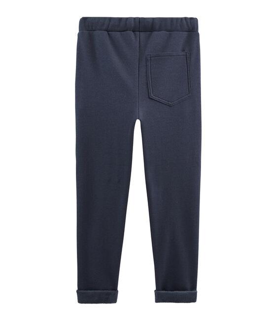 Pantalon molleton chaud enfant garçon SMOKING