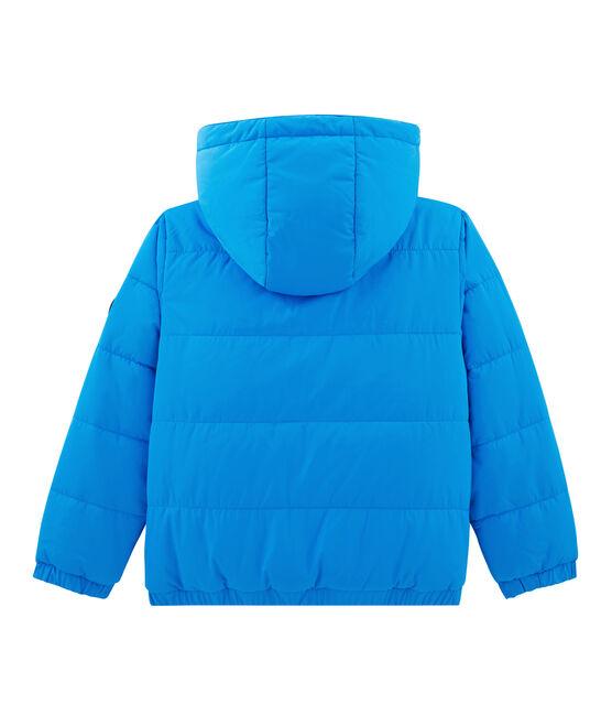 Doudoune enfant mixte bleu Wave