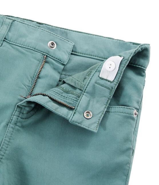 Pantalon enfant garçon bleu Brut