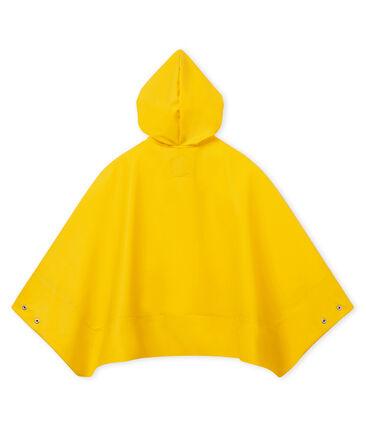 Cape enfant mixte jaune Jaune