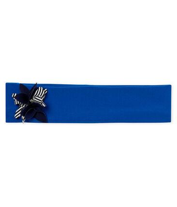 Bandeau cheveux bebe fille bleu Riyadh
