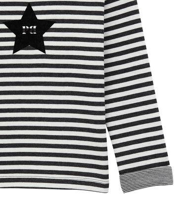 tee-shirtmanches longues garçon en double jersey