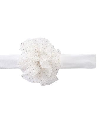 Bandeau cheveux fille à fleur
