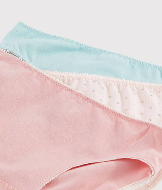 Lot de 3 culottes à paillettes fille lot .