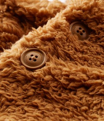 Manteau sherpa bébé mixte