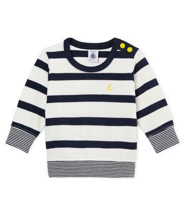 Sweatshirt rayure marinière bébé garçon