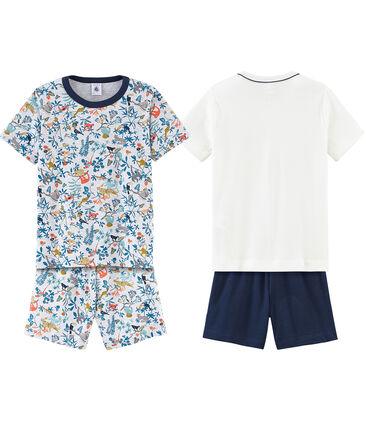 Lot de 2 pyjamas garçon