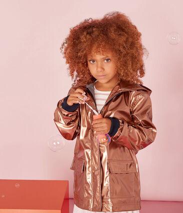 Ciré enfant fille rose Copper