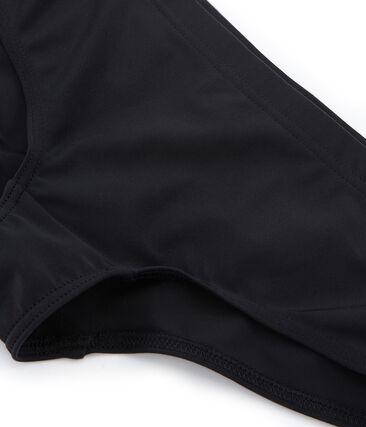Bas de maillot de bain noir Noir