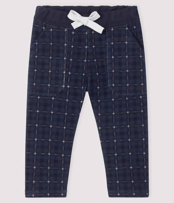 Pantalon bébé garçon en molleton SHADOW/MULTICO