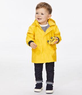 Ciré iconique Petit Bateau bébé fille/garçon jaune Jaune